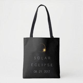 Bolsa Tote Eclipse 2017 solar total americano