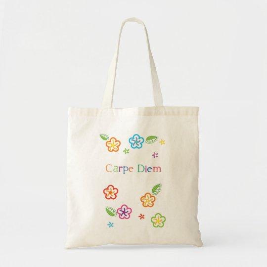 Bolsa Tote Eco Bag Carpe Diem