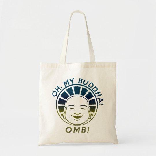 Bolsa Tote Ecobag OMB Oh, My Buddha