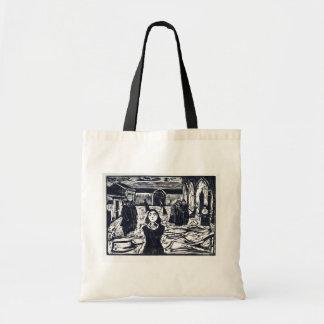 Bolsa Tote Edvard Munch os pretendentes a última hora