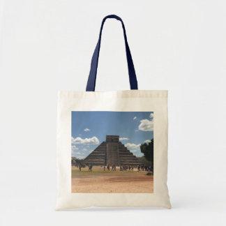 Bolsa Tote EL Castillo - Chichen Itza, sacola de México #2