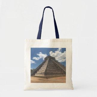 Bolsa Tote EL Castillo - Chichen Itza, sacola de México #3