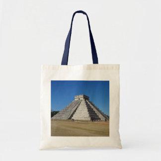 Bolsa Tote EL Castillo - Chichen Itza, sacola de México #4