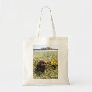 Bolsa Tote elliot a sacola do ouriço