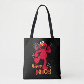 Bolsa Tote Elmo   faz a dança feliz