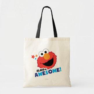 Bolsa Tote Elmo impressionante