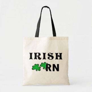 Bolsa Tote Enfermeira irlandesa RN
