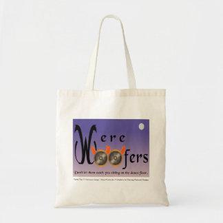 Bolsa Tote Era a sacola do orçamento dos Woofers