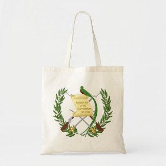 Bolsa Tote Escudo de armas de Guatemala - brasão