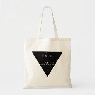 Bolsa Tote Espaço seguro