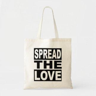 Bolsa Tote Espalhe o amor