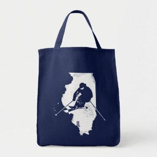 Bolsa Tote Esqui Illinois