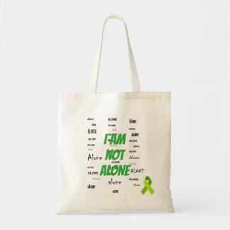 Bolsa Tote Eu não estou sozinho
