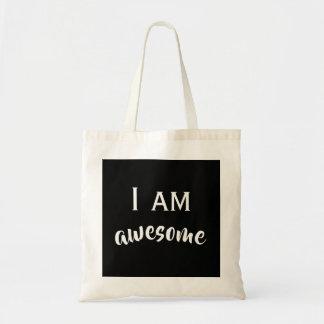 Bolsa Tote Eu sou tipografia
