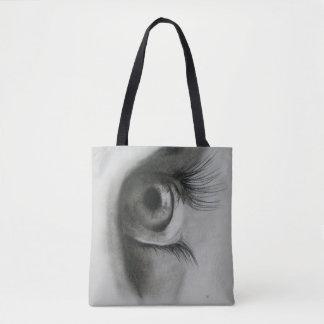 Bolsa Tote Eu tenho meu olho em você!