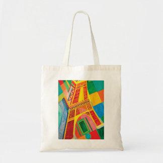 Bolsa Tote Excursão Eiffel do La por Robert Delaunay