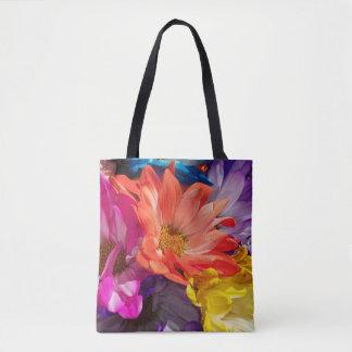 Bolsa Tote Explosão da flor