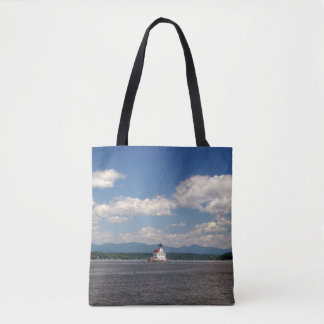 Bolsa Tote Farol do Rio Hudson