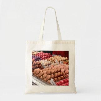 Bolsa Tote Fazer Macarons