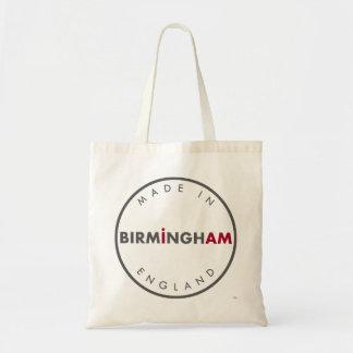 Bolsa Tote Feito na sacola de Birmingham
