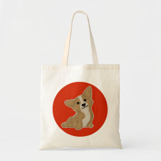 Bolsa Tote Filhote de cachorro (ano novo chinês)