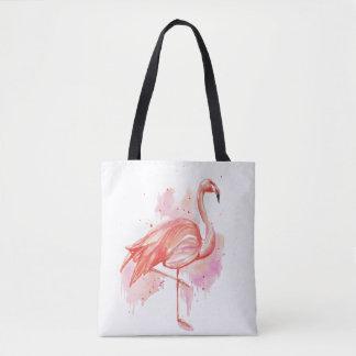 Bolsa Tote Flamingo