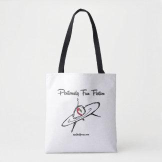 Bolsa Tote Flamingo que pilota arriscada uns pires de vôo do