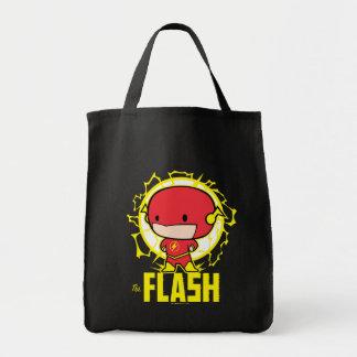 Bolsa Tote Flash de Chibi com eletricidade