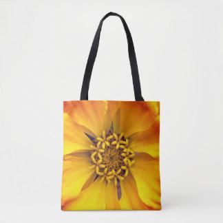 Bolsa Tote Flor amarela