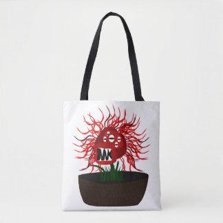 Bolsa Tote Flor do Medusa