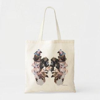 Bolsa Tote Flor/pulmões