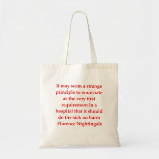 Bolsa Tote Florence Nightingale