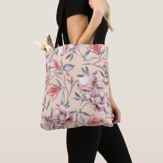 Bolsa Tote flores/2a