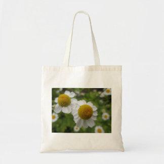 Bolsa Tote Flores da margarida