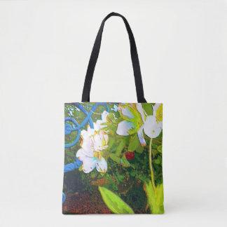 Bolsa Tote Flores selvagens
