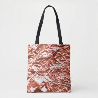 Bolsa Tote Folha de cobre #1