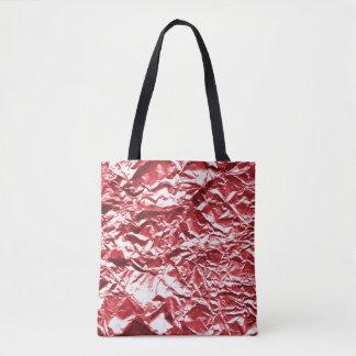 Bolsa Tote Folha vermelha #1