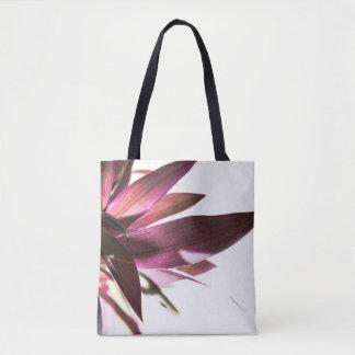 Bolsa Tote folhas