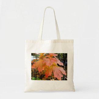 Bolsa Tote Folhas de outono
