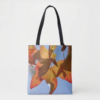 Bolsa Tote Folhas de outono mim