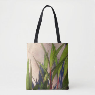 Bolsa Tote Folhas e sombras