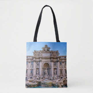 Bolsa Tote Fonte do Trevi, Roma, Italia