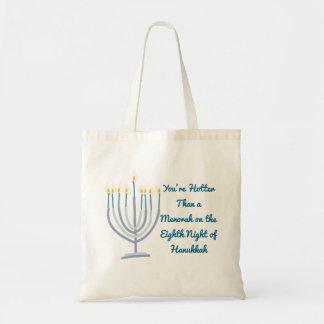 Bolsa Tote Forma engraçada do presente da mordaça da sacola