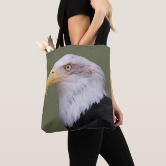 Bolsa Tote Foto americana da águia americana