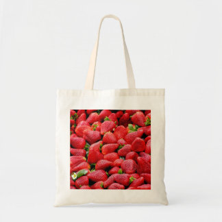 Bolsa Tote fotografia cor-de-rosa escura deliciosa das