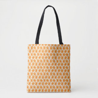 Bolsa Tote Functual/costume toda sobre - imprima a sacola