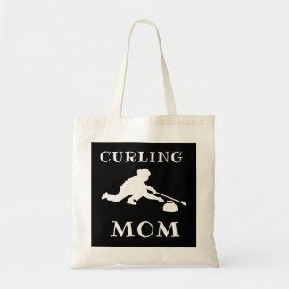Bolsa Tote Funny Curling Mom