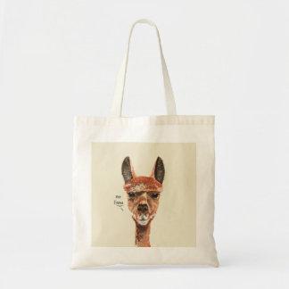 Bolsa Tote Funny Lhama Bag