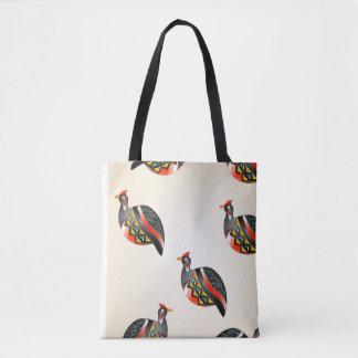 Bolsa Tote galinha-do-mato 35