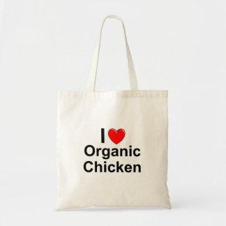 Bolsa Tote Galinha orgânica
